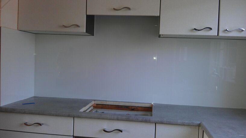 Keuken achterwand inspiratie werk pagina van