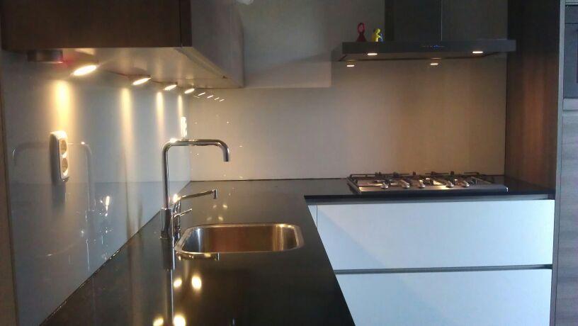 Keuken Achterwand Ideeen : Ideeen keukenwand