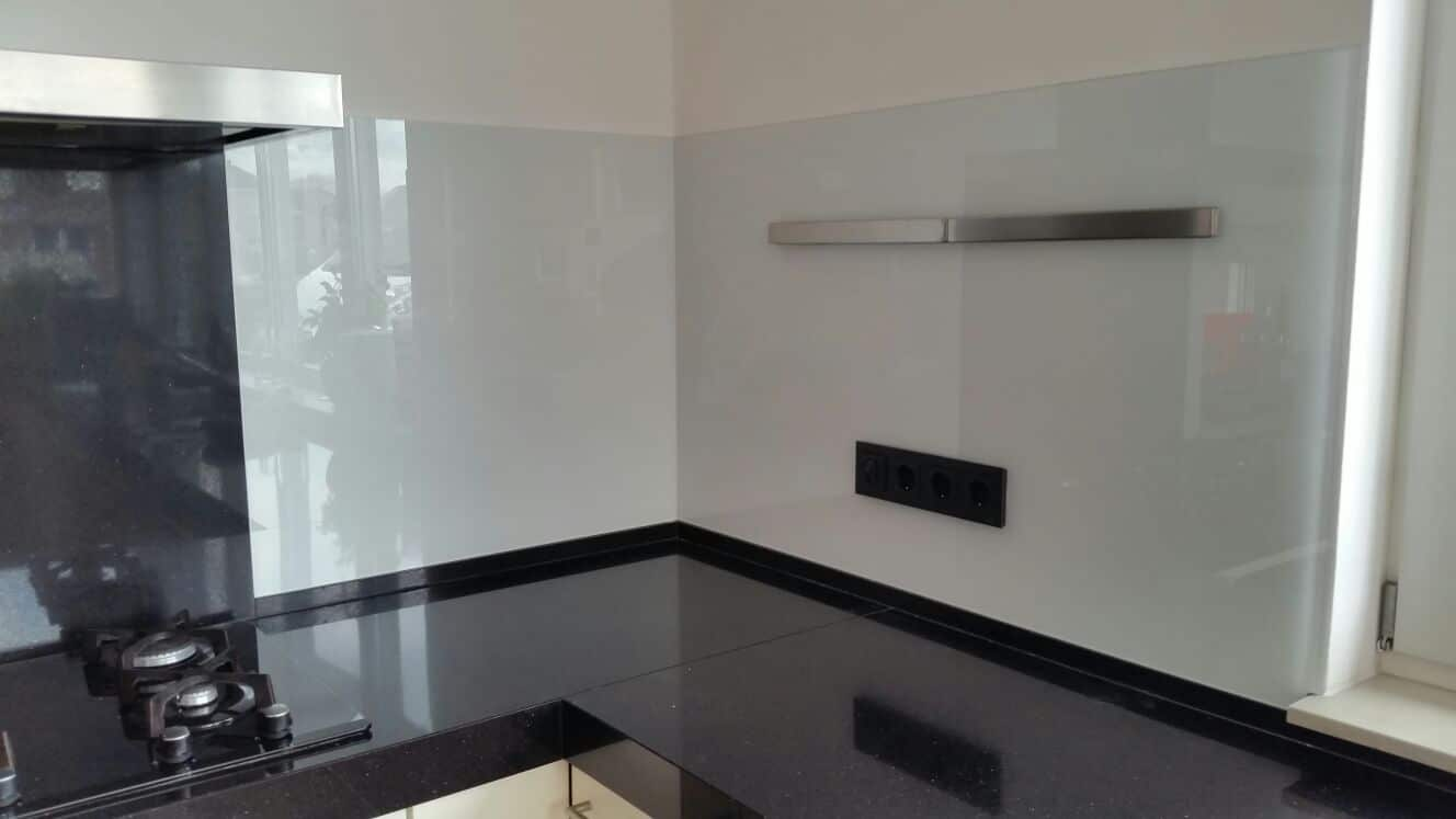 Mooie Keuken Achterwand : Keuken Achterwand Glas – Glazen Keuken Achterwand – Glasbestellen.nl