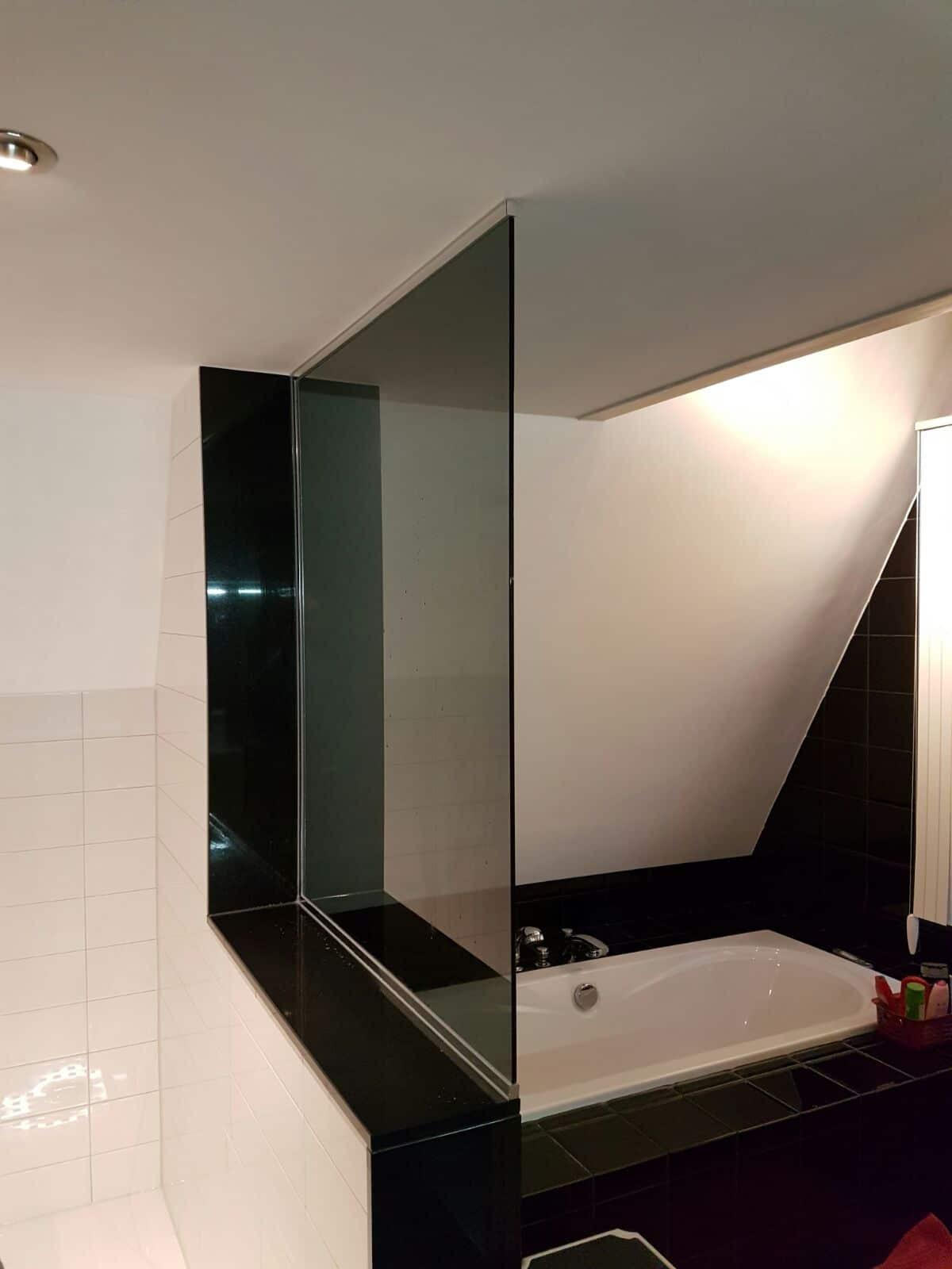 douchewanden douchewand op maat laten maken glasbestellen