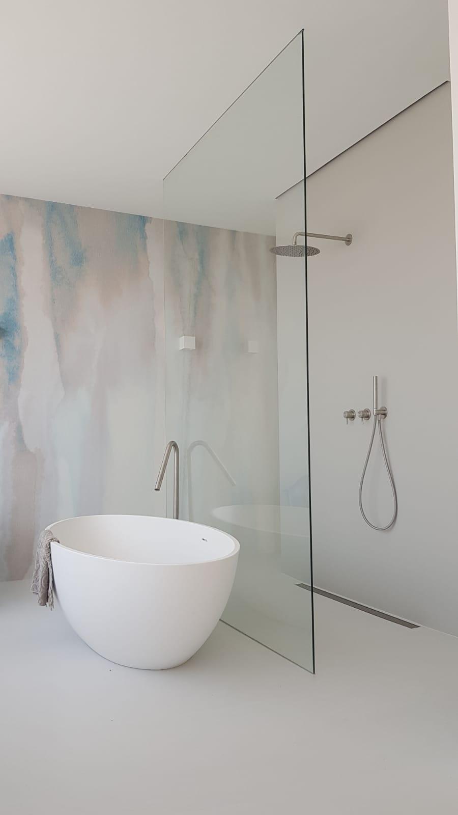 Glazen Wand Badkamer Op Maat.Douchewanden Douchewand Op Maat Laten Maken Glasbestellen Nl